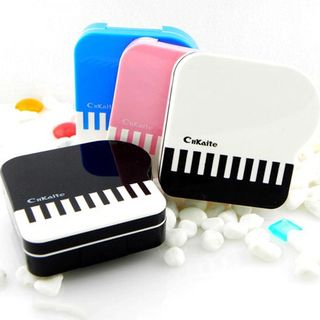 Voon - Piano Contact Lens Case