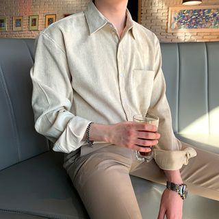 MRCYC - Long-Sleeve Corduroy Shirt