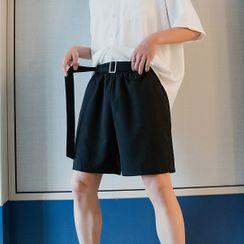 CHIC ERRO  - Plain Shorts