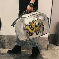 ETONWEAG - 龍刺繡背包