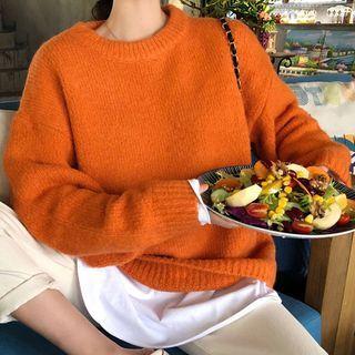 Ashlee - Plain Sweater