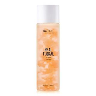 Nacific - Real Floral Toner Rose 180ml