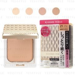 ISEHAN - Kiss Me Ferme Powder Foundation with Case 11g - 4 Types