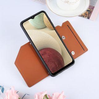 Quivier(キビエル) - Card Holder Phone Case - Samsung