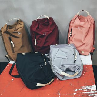 Tsuboten - Square Nylon Backpack