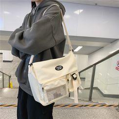 Gokk - Lettering Lightweight Messenger Bag
