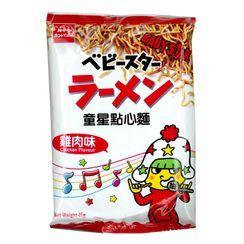Three O'Clock - Oyatsu Baby Star Snack Noodle Chicken Flavor 45g