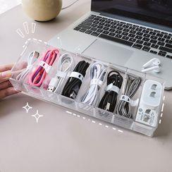 Packup - Plastic Cable Organizer Box
