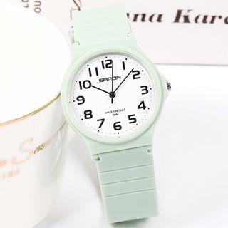 Epoca - Plastic Strap Watch