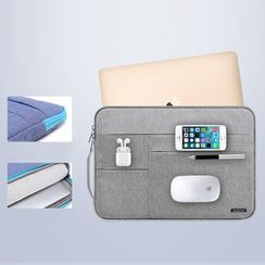 ZYUN(ジュン) - Oxford Laptop Briefcase