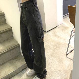 Alfie - Cargo-Jeans mit geradem Schnitt