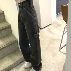 Alfie - 直筒工装牛仔裤