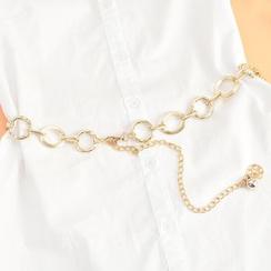Palmi - Hoop Chain Belt