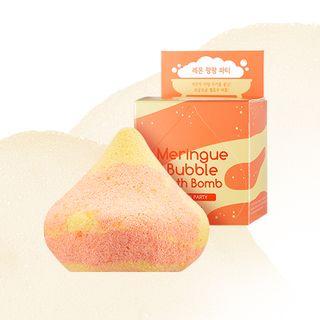 A'PIEU - Meringue Bubble Bath Bomb (Lemon Party) 1pc