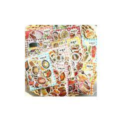 Milena - 食物貼紙