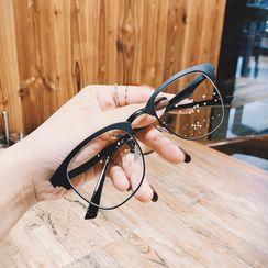 MOL Girl - 方形眼镜