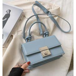 Beloved Bags(ビラブドバッグス) - Top Handle Flap Crossbody Bag