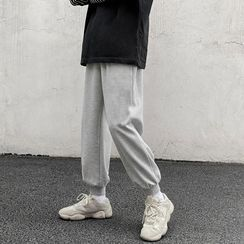 Lazi Boi - Cropped Harem Pants