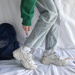 miss baby - 反光運動鞋
