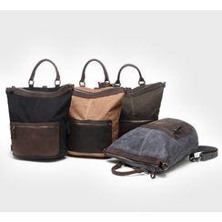 Wavecho - Canvas Backpack