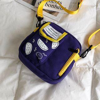 Anadelta - Printed Crossbody Bag