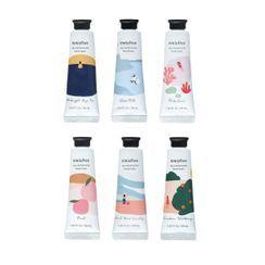 innisfree - Crème pour les mains parfumée Jeju Life 30ml (10types)