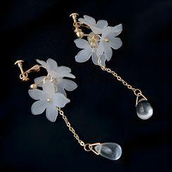 Cometto - 花形耳环