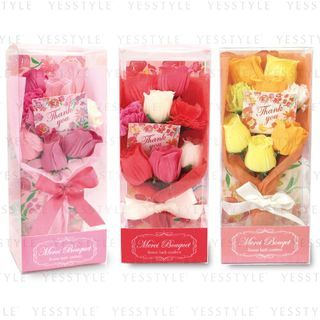 CHARLEY - Merci Bouqet Flower Bath Confetti 24g - 3 Types