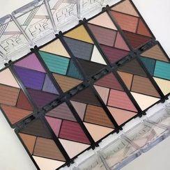 L.A. Girl Cosmetics - Eye Lux Mesmerizing Eyeshadow (16 Types)