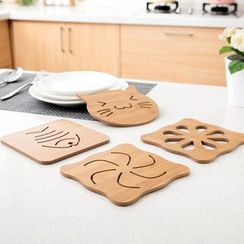 Home Simply - Wooden Trivet