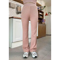 chuu - Ribbed Lounge Pants