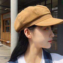 Jiggon - 纯色贝雷帽