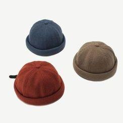 HARPY - 純色無邊帽