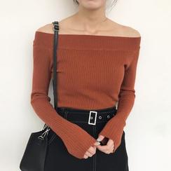 Dute - Suéter de cuello redondo