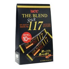 UCC - The Blend 117 Instant Coffee Stick 2g x10