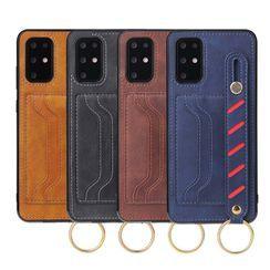 CeLLEAGUE - Faux Leather Card Holder Mobile Case - iPhone 11, 11 Pro, 11 Pro Max, XS Max, X/XS, XR, 8p/7p, 8/7, 6sp/6p, 6s/6, Huawei P30, P30 Pro, Mate30, Mate30 Pro, P40, P40 Pro, SAMSUNG S20, S20 Plus, S20 Ultra, Note10, Note10 Pro