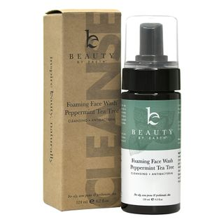 Beauty by Earth - Foaming Face Wash (Peppermint Tea Tree)