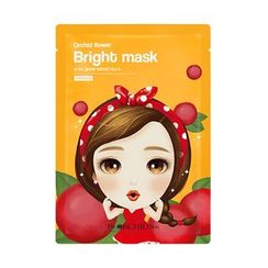 The ORCHID Skin(ザ オーキッドスキン) - Orchid Flower Bright Mask 1pc