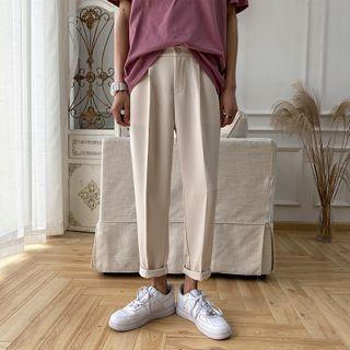 VEAZ - Plain Slim-Fit Pants