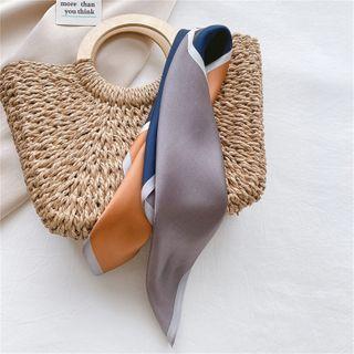 SOCOOL - 插色围巾