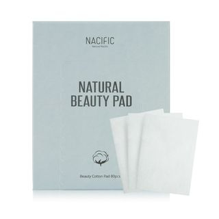 Nacific - Natural Beauty Pad 80pcs
