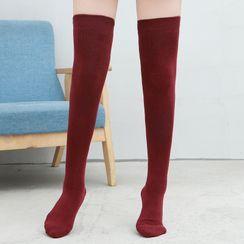 lunathreads - 过膝袜