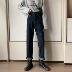Sisyphi(シシピ) - Straight Leg Jeans