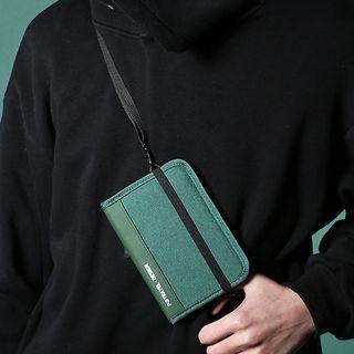 Pagala - Plain RFID Blocking Crossbody Pouch