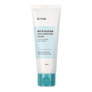 iUNIK - Crema hidratante diaria con betaglucanos 60ml