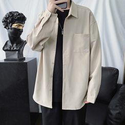 YERGO - Plain Shirt