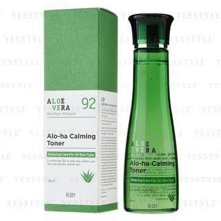 REDDY - Aloe Vera 92 Alo-Ha Calming Toner