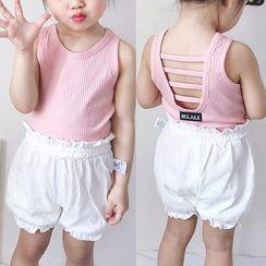 MOM Kiss - 嬰兒背心 / 短褲
