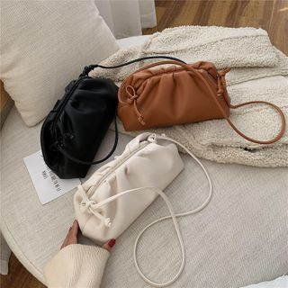 Beloved Bags - Faux Leather Hobo Bag