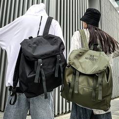 SUNMAN - 牛津纯色背包
